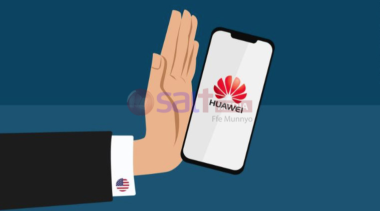 Huawei calls on Washington to 'halt illegal action' against the company