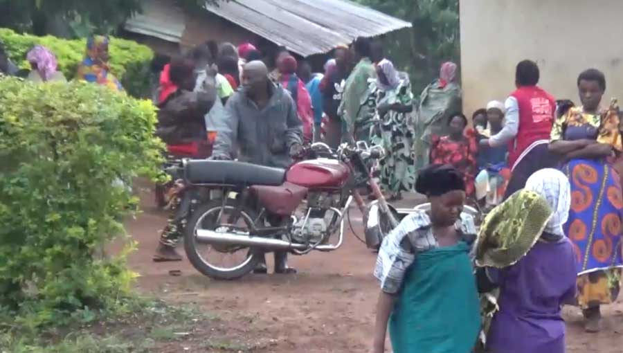 Armed Robbers Invaded Luwero, Shot A Women To Death And Stole Boda-Boda