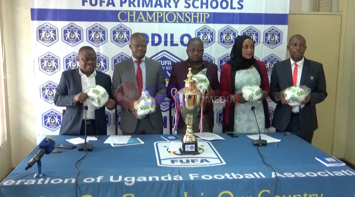FUFA primary school 2019 Football Tournament Reaches Quarter Finals