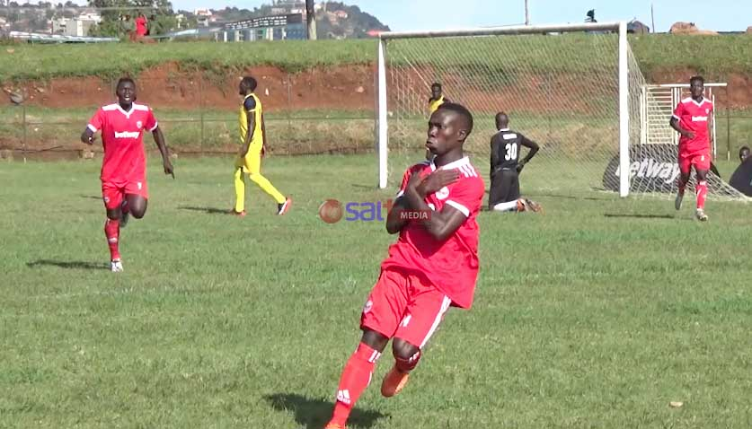 Express FC in 1-1 Draw with Bright Stars