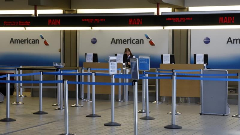 American Airlines set to cut 19,000 jobs in October