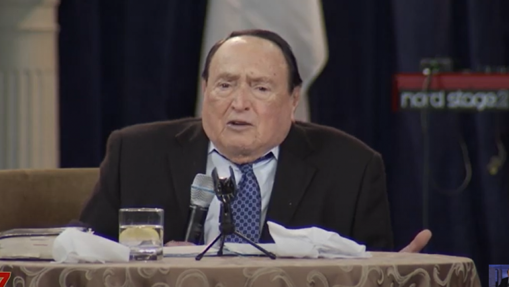 World-Renowned Evangelist Morris Cerullo Passes Away at 88
