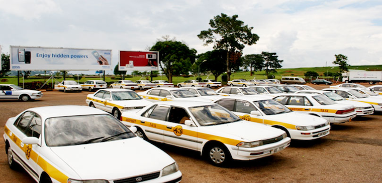 CAA Disqualifies 60 Airport Taxis from Operating At Entebbe International Airport