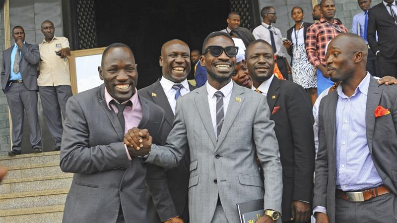 Bobi Wine Wins the NUP Case