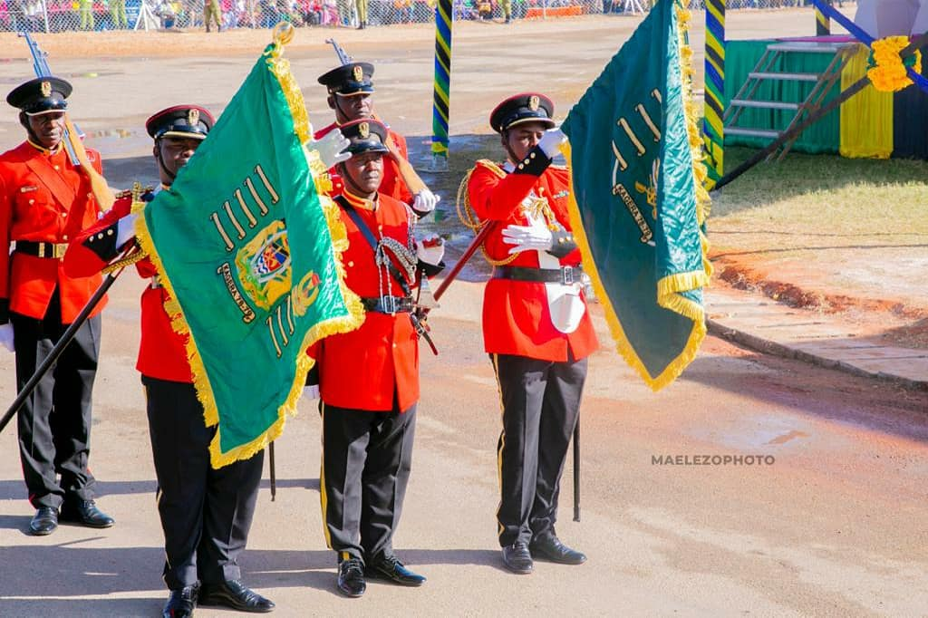 Magufuli's swearing-in ceremony under way