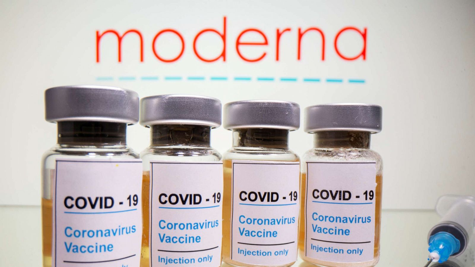 Moderna's coronavirus vaccine is 94.5% effective, according to company data