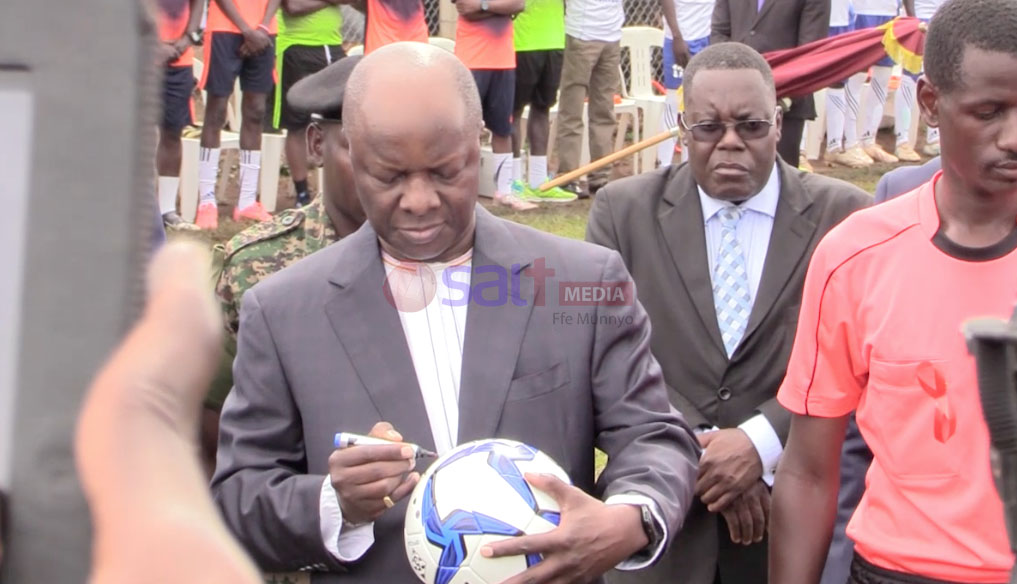 The Kabaka Officially Opens Masaza Cup, Singo Crashes Ssese 3-0