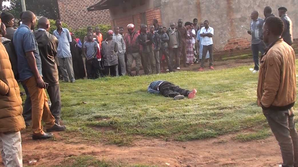 Another Boda-Boda Cyclist Murdered Near Kampala
