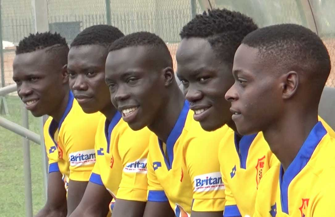 KCCA FC Sources More Players From The Junior Team Preparing A Head Of CECAFA Kagame Cup