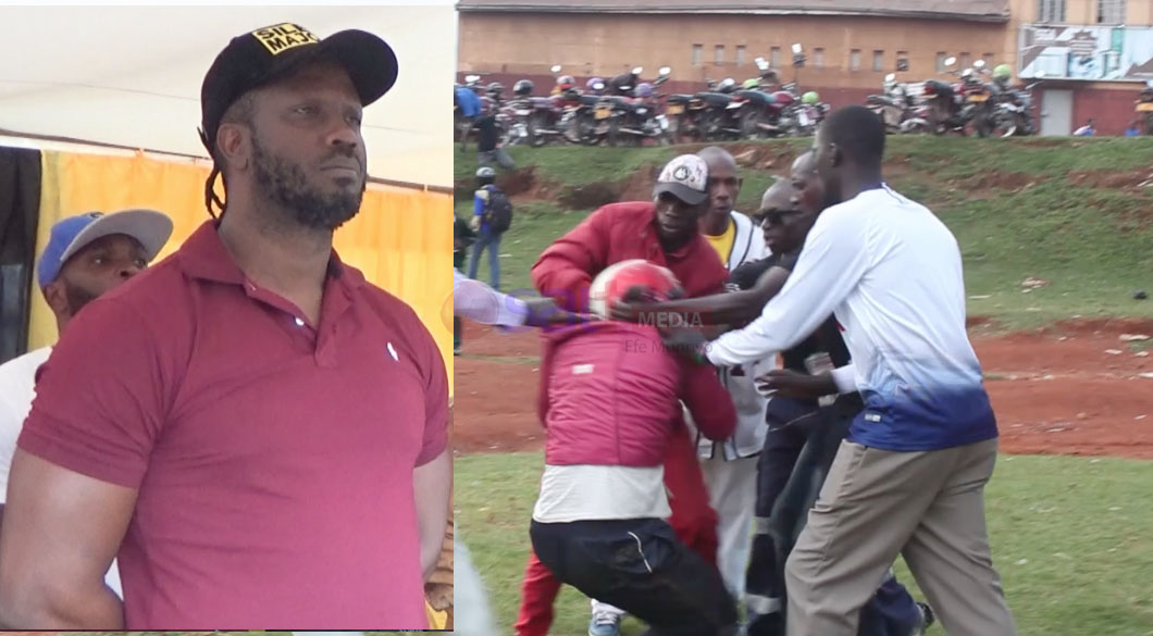 Bebe Cool's Boda boda Workshop Turns Violent In Kawempe