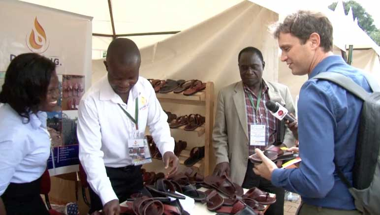 Ugandans urged to Support Local Products
