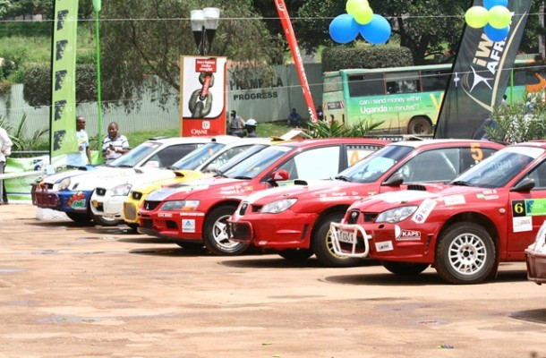 Pearl Of Africa Rally 2019 Launched In Style