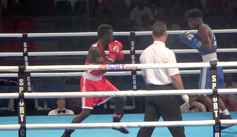 Boxers, Athletes Uganda's Only Hope in All African Games